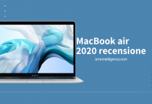 Photo of MacBook air 2020 recensione