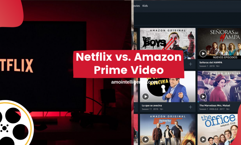 Netflix vs. Amazon Prime Video, cosa sceglieresti