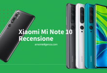 Photo of Xiaomi Mi Note 10 recensione completa