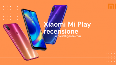 Photo of Xiaomi Mi Play, Recensione e specifiche